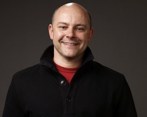 "Happy Endings Exclusive: Rob Corddry Cast as Jane's New [Spoiler] Childrens Hospital's Rob Corddry is checking himself into the loony bin that is Happy Endings. The actor-comedian has booked a multi-episode arc on the ABC comedy, TVLine has learned exclusively. Corddry will play the legendary owner of a car dealership who Penny and Jane meet when Penny goes to buy a car with Jane's help. Corddry's ""Car Czar,"" impressed with Jane's impressive knowledge of automobiles, hires her as a salesperson. Last month at the Television Critics Association's summer press tour, Happy Endings exec producer Jonathan Groff told TVLine that viewers would ""see a bit more of Jane at work"" in the wake of hubby Brad getting laid off in the finale. Corddry is set to appear in at least two episodes of Endings' third season, which premieres Tuesday, Oct. 23"