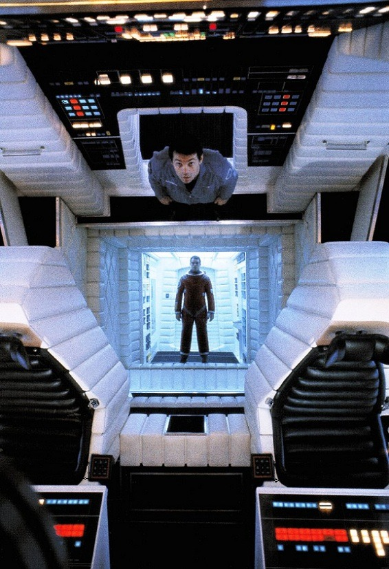 oldhollywood:  2001: A Space Odyssey (1968, dir. Stanley Kubrick) (via)