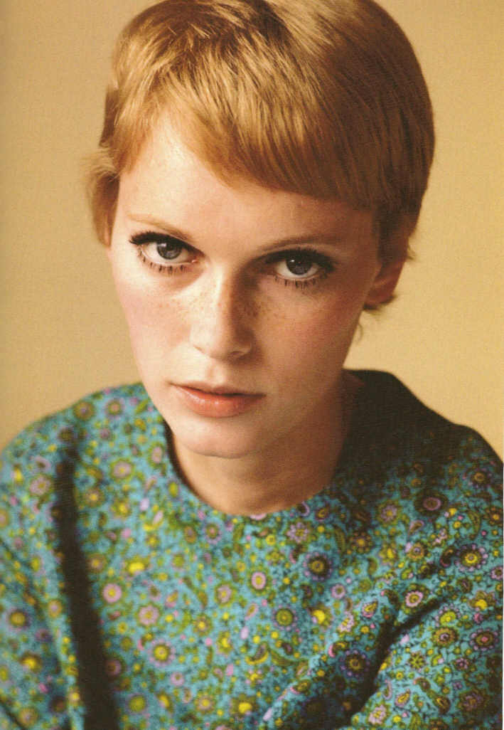 bohemea:  Mia Farrow