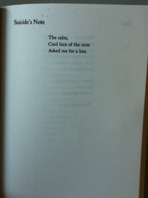 Langston Hughes.