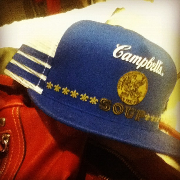 #supreme #snapback #me (Taken with Instagram)