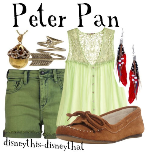 disneythis-disneythat:  Peter Pan