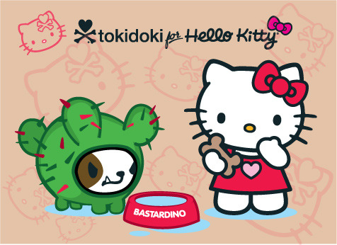 Tokidoki for Hello Kitty