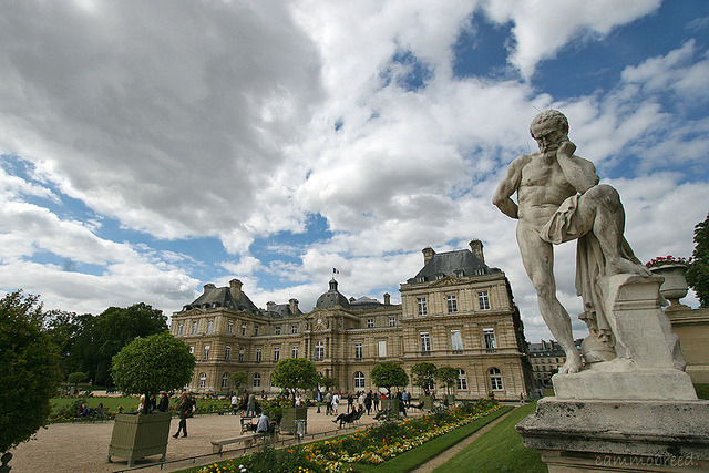 Luxembourg Palace - Paris, France