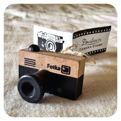 I love #photography and I love #stamp-ing. This is just perfect. 😍 #Camera (Taken with Instagram)