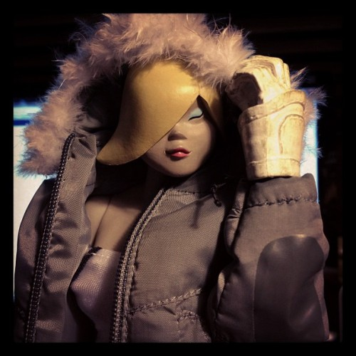 #vinyltoys #vinyltoythursdays #3a #threeA #toy  (Taken with Instagram)