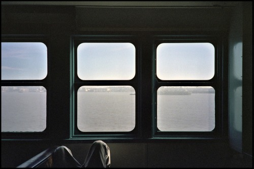 filmisgod:  Nap on Ferry, Staten IslandJanuary 2012www.jessicaxiephotography.tumblr.comwww.lowereastsidelady.tumblr.com
