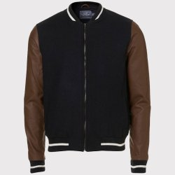 need for fall: wool bomber jacket by Topman #menswear
