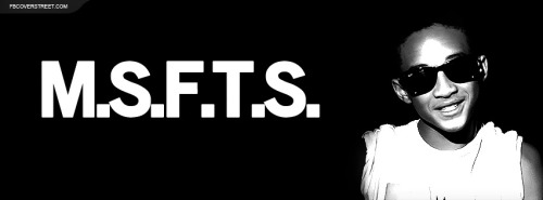 Jaden Smith MSFTS Facebook Cover