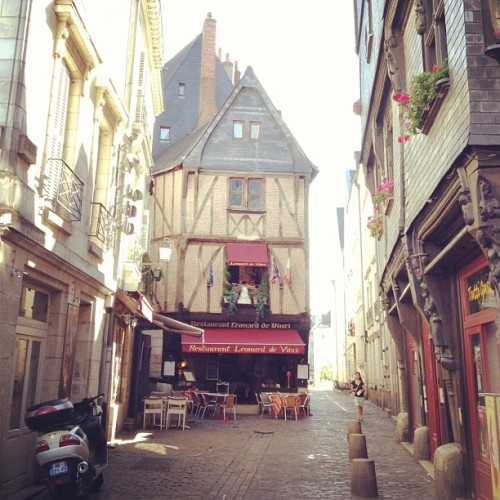 #tours centre de ville #france  (Taken with Instagram)