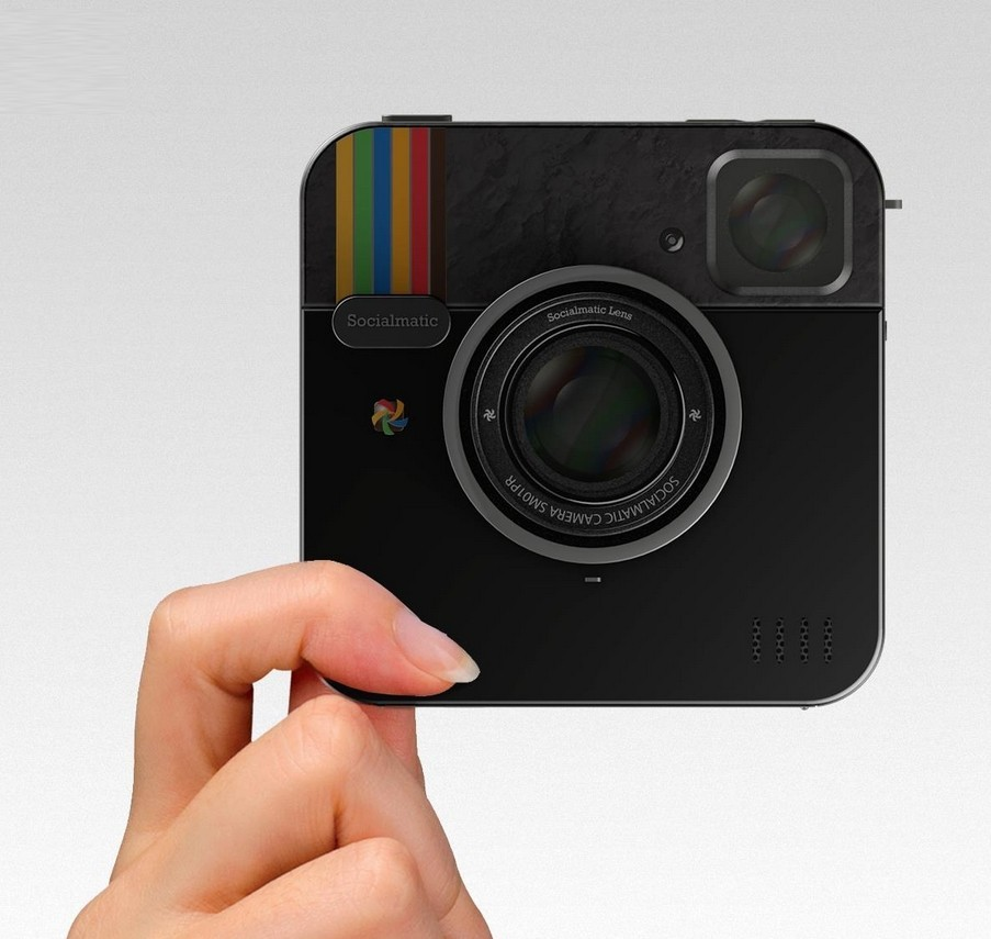 The very latest on the Instagram-inspired Socialmatic camera