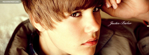 Justin Bieber Photo Facebook Cover