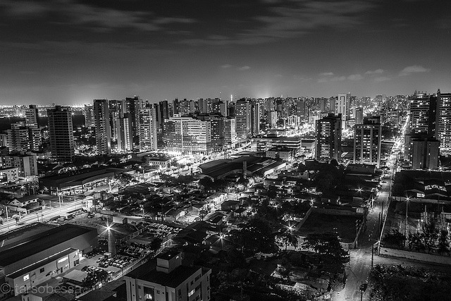 Fortaleza, Minha Gotham City by tarsobessa on Flickr.