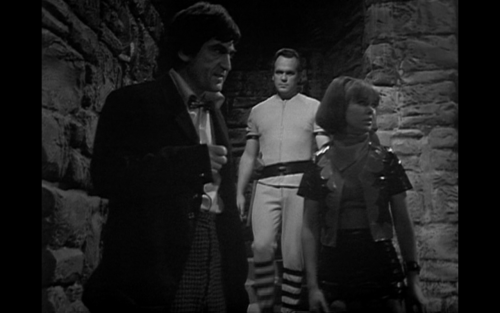 "Doctor Who, ""The Krotons"""