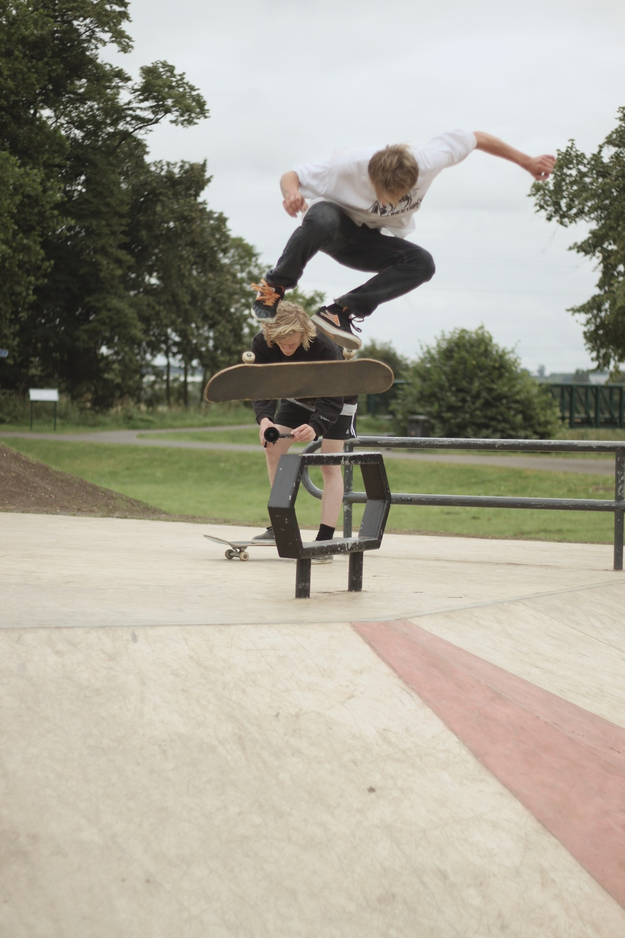 Danish Palmer - BS FLIP - Radlands Plaza, Northampton