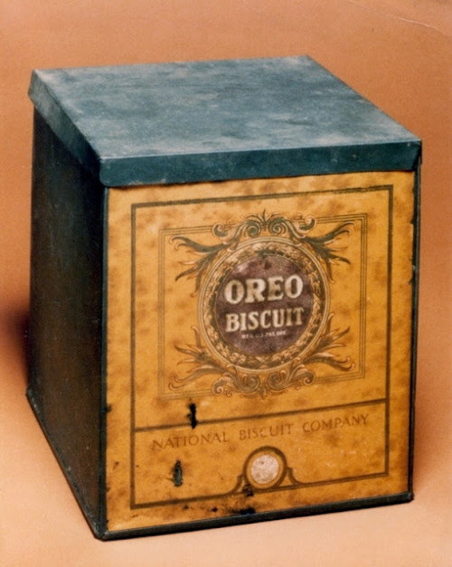 Oreo packaging, 1912
