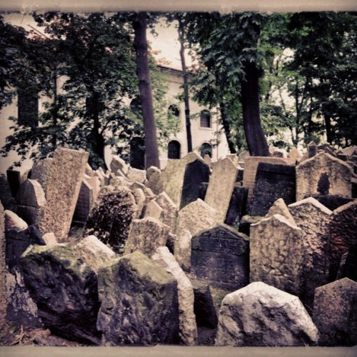 #prague #grey #stone (Tomada con Instagram)