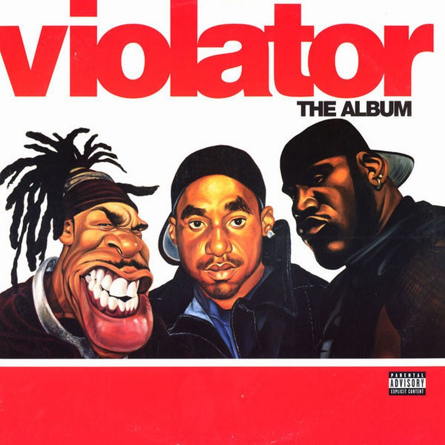 BACK IN THE DAY |8/10/99| The compilation, Violator: The Album, was released on Def Jam Records.