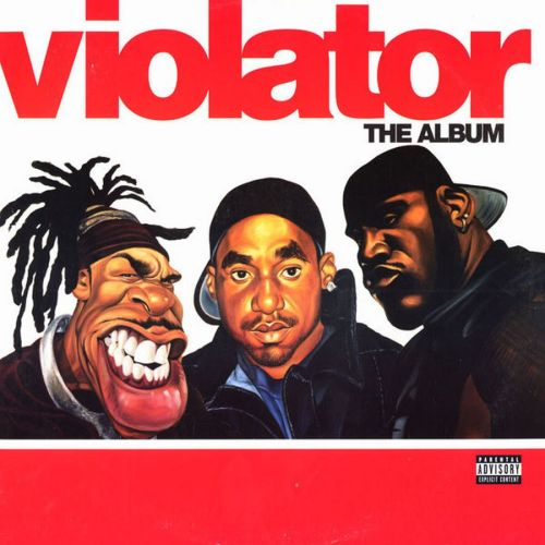 upnorthtrips:  BACK IN THE DAY |8/10/99| The compilation, Violator: The Album, was released on Def Jam Records.
