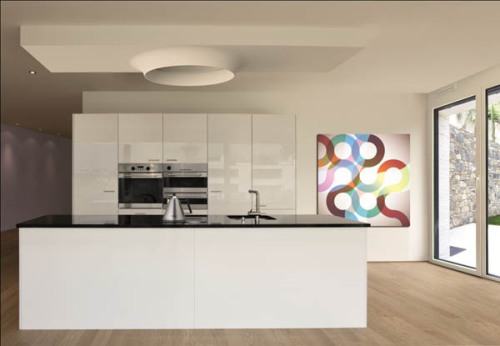 Modern KItchen Hoods Different forms for different kitchens