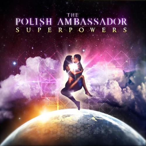 On Superpowers, West Coast electro-futurist The Polish Ambassador decreases his trademark funkiness in order to increase his musical sex appeal. This EP is dripping with sleek, polished (haha) synths delicately laid atop chilled-out bass-lines. Ordinarily TPA drops booty-shaking anthems, here the booties are shaking for entirely different reasons and in an entirely different place: the intergalactic bedroom. This is a cohesive album, the tracks run together smoothly, and the fact that nothing stands out is a testament to the efforts of a multi-talented producer. Available as a free download, this will be playing at an alien sex party near you: