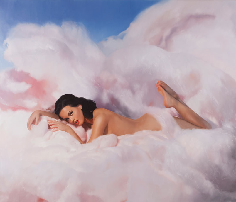 Will Cotton, Cotton Candy Katy, 2010, Oil on linen, 183 x 214 cm