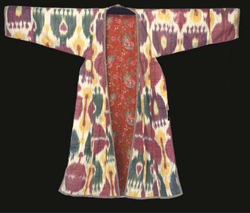 Coat Bukhara, Uzbekistan, 19th century Christie's