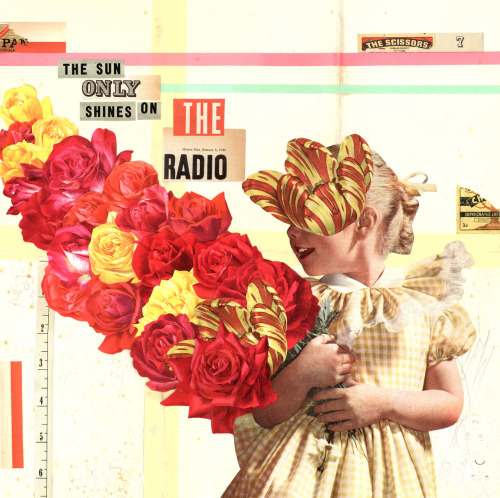 'The Sun Only Shines On The Radio' by Victoria Ulrikke Iles.