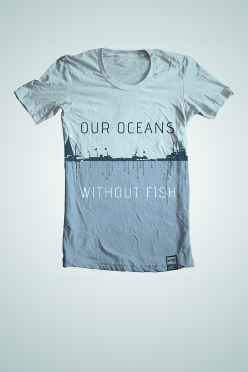 rawbdz:  Our Oceans without Fish by Sam Dedel