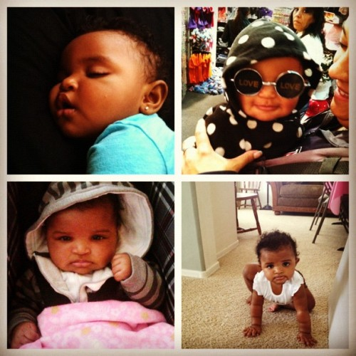 HAPPY 1st BDAY TO THE LOVE OF MY LIFE!!! MY STINK! I LOVE YOU MORE THAN YOU KNOW! NINA WILL ALWAYS BE HERE FOR YOU! MAY GOD BLESS YOU WITH MANU MORE YEARS!💘 (Taken with Instagram)