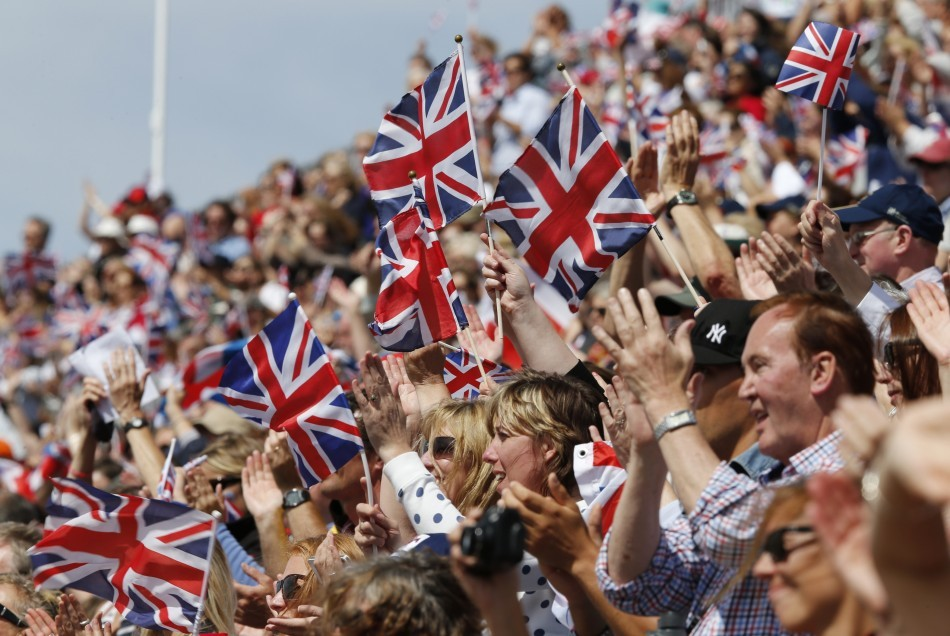 LONDON 2012: Thanks to the Olympics, Cool Britannia is back