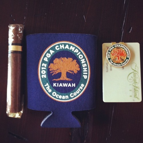 cvilletochucktown:  PGA kit (Taken with Instagram)