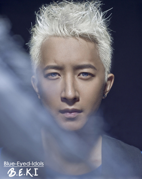 BLUE EYED K-POP IDOLS: #318 Han Geng - Super Junior
