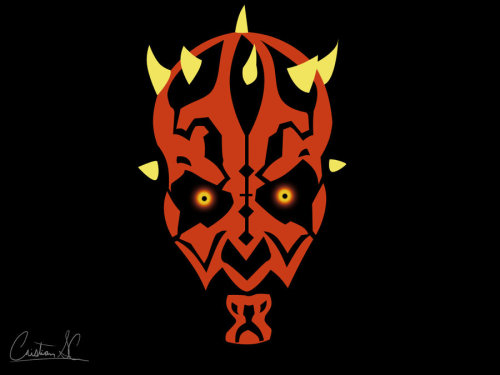 DARTH MAUL // by ~arkan54