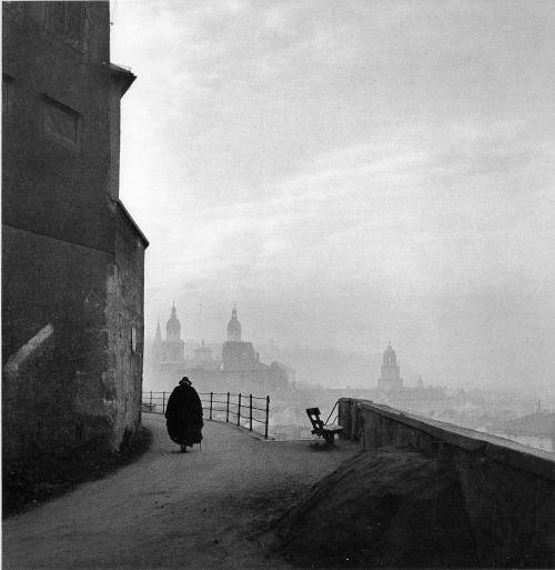 Ernst Haas Salzburg, 1945