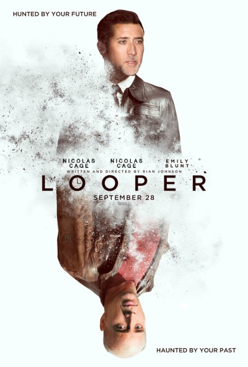 loopermovie:  I don't know what to make of this. I don't know what it means. I don't know why it exists. I have no answers for you. But, c'mon. I couldn't NOT post it. c/o @JamesMalcolm