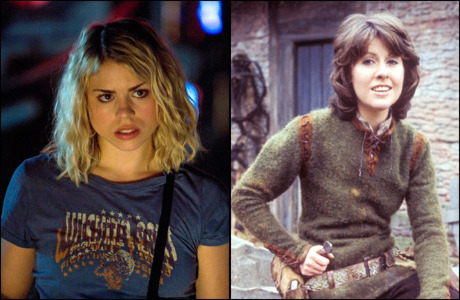Vote: Who's the Greatest 'Woman of Doctor Who' Ever? | Anglophenia Anglo's 'Greatest Woman of Doctor Who Ever' is down to two finalists — Rose vs Sarah Jane Smith: Blonde/brunette, modern/classic, shop assistant/roving reporter – the differences between Rose Tyler and Sarah Jane Smith abound. But for many reasons, they are the two companions to which all others must be compared: Sarah Jane for creating the template that all succeeding companions have followed, and Rose for successfully ushering viewers into a brand-new era of the series. In short, Doctor Who as we know it today would not exist without these two women. But who is the greatest ever? Voting ends Saturday, August 11 at 12 pm ET.