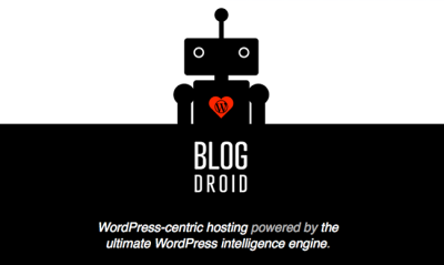 betalist:  BlogDroid offers WordPress users a place where they can get their WordPress-powered sites set up quickly and correctly from the outset. Our fully-flexible self-hosted solution recommends and installs the best-in-class themes and plugins on our rock solid hosting platform. Of course, they are also treated to managed software upgrades and expert WordPress support. If you are new to WordPress, our intelligence engine helps you to get blogging within minutes. Established bloggers will appreciate the free migrations and optimized WordPress environment. Sign up here