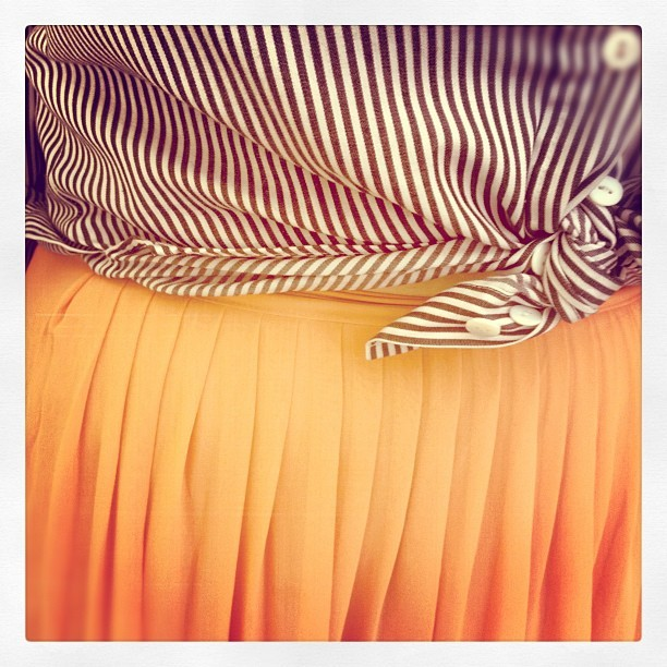 @dana_kelly getting all peachy nautical!  (Taken with Instagram)