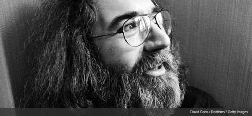rocksquare:  A Look Back At Jerry Garcia's Best Cover Songs The music world has been celebrating what would have been Jerry Garcia's 70th birthday with myriad remembrances and tributes. The man's legacy is a many splendored thing, and today, we honor Garcia with a look back at his amazing catalogue of cover songs.  www.rocksquare.com