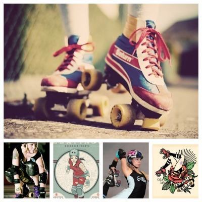 KEEP ROLLIN' ROLLIN' ROLLIN' // ON PINTEREST Skate carnivals get blood-thirsty in this extreme full-contact sport. Don your fishnets and get in the zone with Bing's #RollerDerbying Pinterest board. HIT ME »