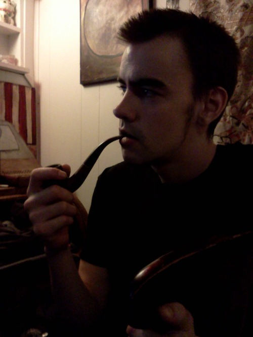 So i decided to take up antique pipe collecting as suggested by my roommate!