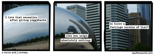 A Softer World: 851 (I think I have the first part covered.)