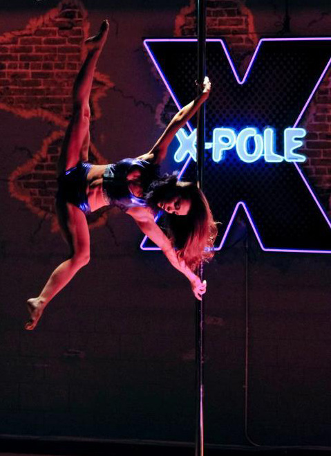 "Day 18: Who is your pole idol? I was a little hesitant to give such a ""final"" answer, but my pole idol without a doubt is the graceful Jenyne Butterfly. She's an international pole idol; her musicality, strength, and grace is unmatched. She's also the first US national pole dance champ and pinnacle of perfection.  Other dancers I admire but didn't choose as my pole idol are:  Oona Kivela Natasha Wang Alethea Austin  This is Day 18 of The 30 Day Pole Challenge"