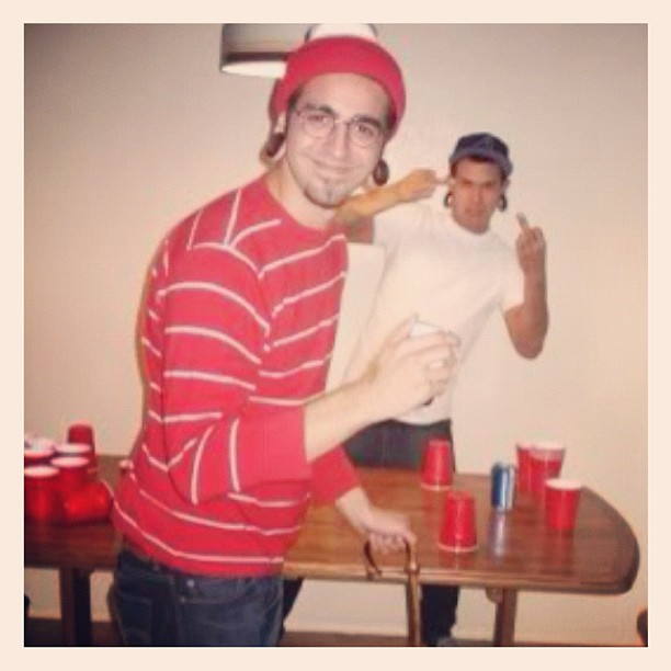 #flashbackfriday #fbf #halloween #freshmen #sdmb #asu @fueledbysin  (Taken with Instagram)