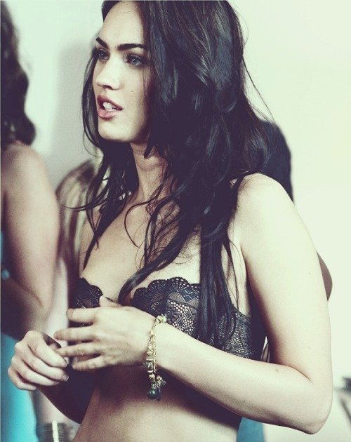 naughtydaughters:  Megan Fox