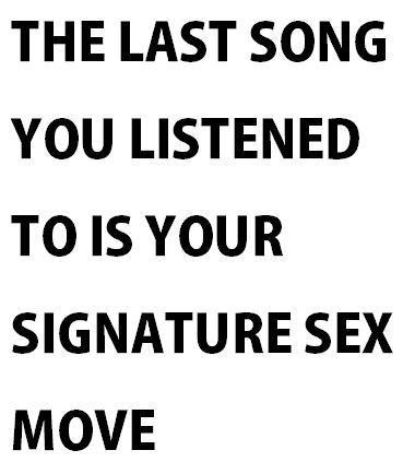 ……Spongebob Squarepants theme song O.O ……im screwed XP(if you guys like this picture, since its got so many reblogs, please follow mw on tumblr. I do post up many great rebloggable pictures like this. and it means a lot to get more followers ^_^ <3 Thanks. )
