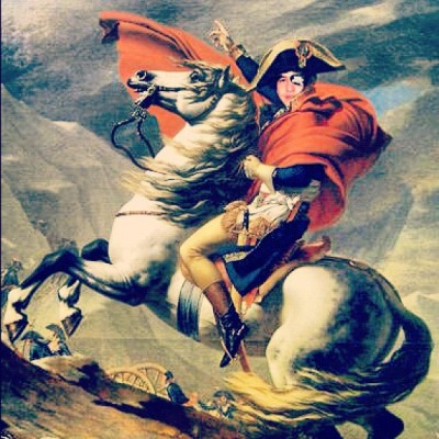 I remember this #random #photoshop #napoleon (Taken with Instagram)