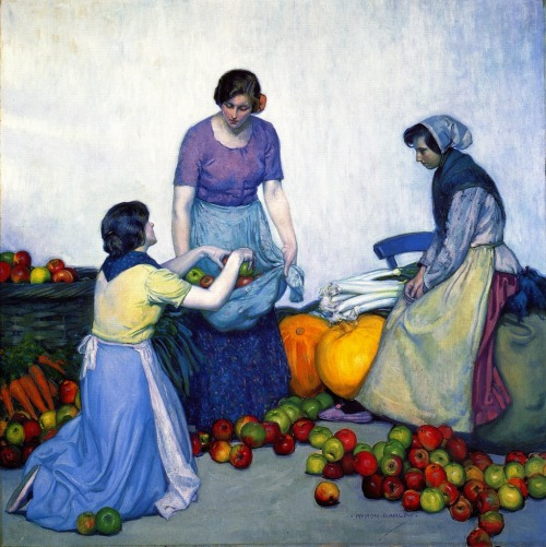 Apples, Myron G. Barlow