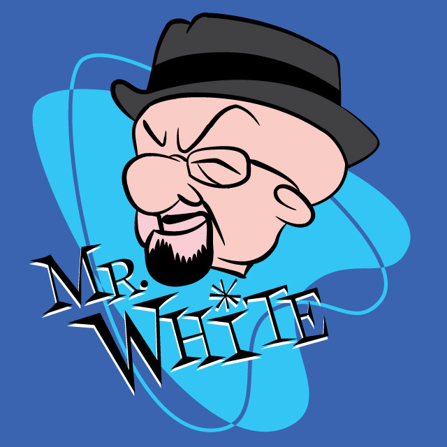 Mr. Magoo / Walter White Mashup